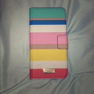 Kate space iPhone 6plus folio case